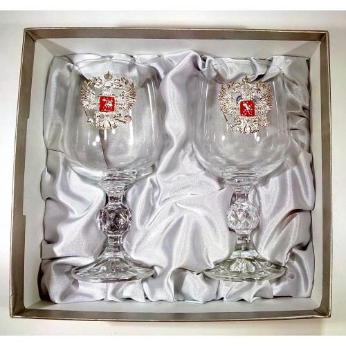 """Набор бокалов для вина """"Сrystal"""""""